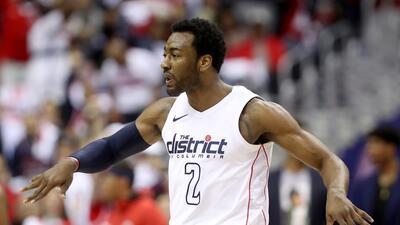 En fotos: Washington Wizards derrotó a Toronto Raptors y puso 2-2 la serie en playoffs