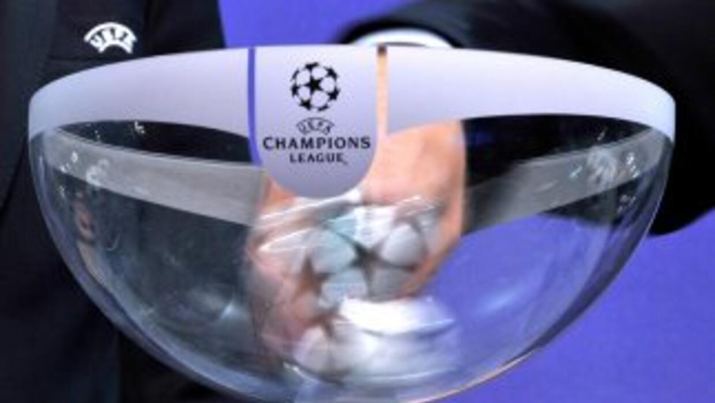 Listos los grupos de la Champions League 2013-2014.
