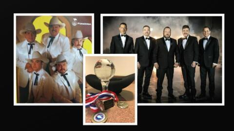 Grupo Pesado galardón Máximo Orgullo Hispano en Las Vegas.