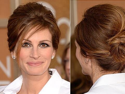 Desde cabello corto, en capas, lacio, ondulado, chongos o cortes estilo...