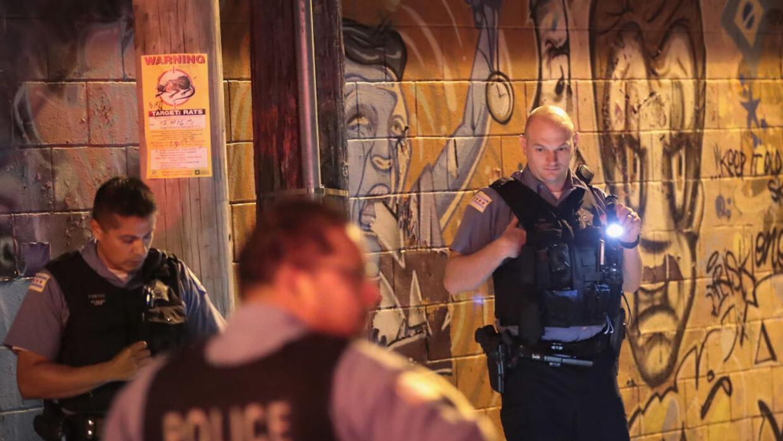Las bases de datos de pandillas a veces pueden estar erróneas, como la d...