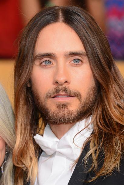 """Jared Leto""""actor, músico y nominado al Oscar--celebrará 43 primaveras en..."""
