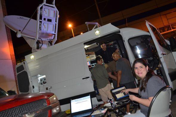 Univision Houston en NOLA