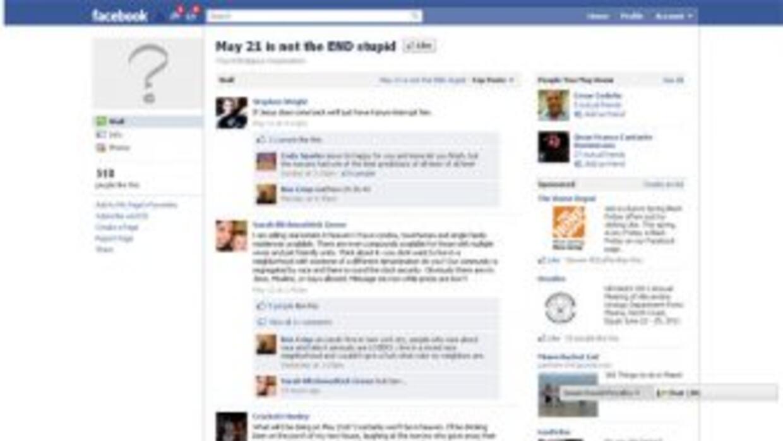 Facebook asegura que tiene más de medio millón de usuarios activos que i...