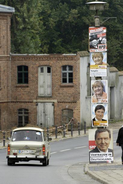 Pero quizá el modelo más popular en este grupo es el viejo Trabant que n...