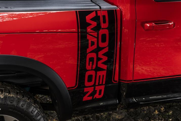 Chicago 2016: Ram Power Wagon 2017, una pickup con historia y evolución...