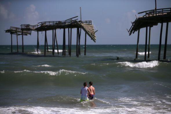 En las zonas costeras el nivel del mar subirá de forma notable con la ma...