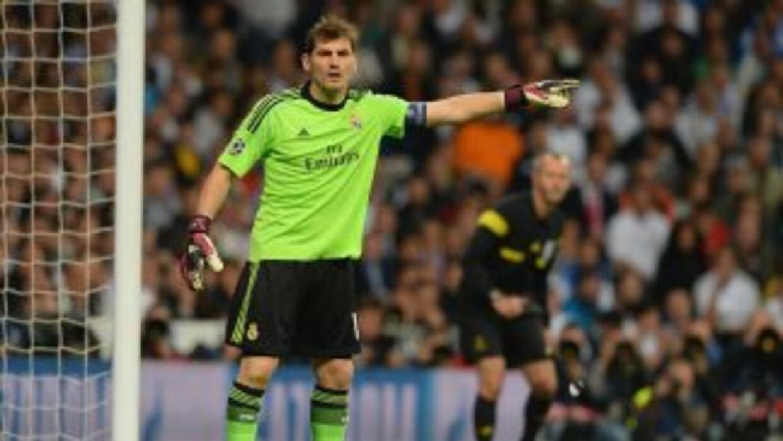Iker Casillas jugará nuevamente una final de Champions League con el Rea...