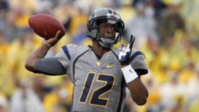 Geno Smith es el mejor prospecto de quarterback para el Draft.
