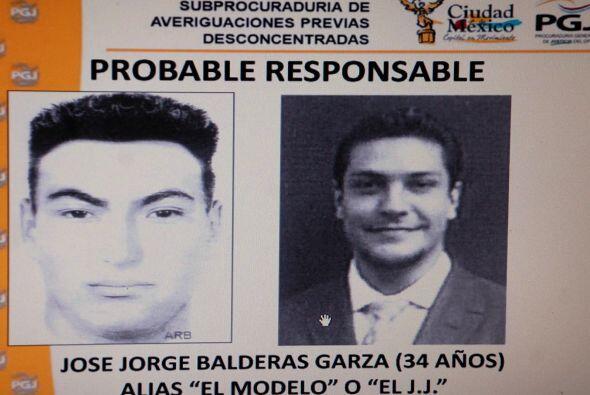 """José Jorge Balderas Garza, alias """"El JJ"""" era buscado por su responsabili..."""