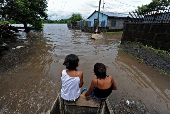 Un total de 58 personas perdieron la vida en Nicaragua como consecuencia...