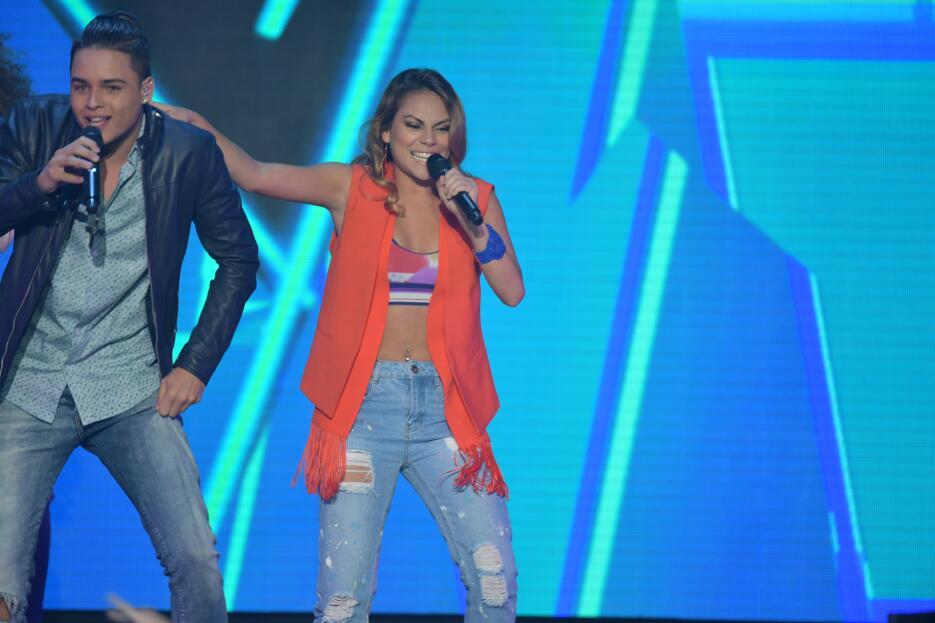 Megamy hace su fashion statement en La Banda| La Banda  DSC_5578 megamy...