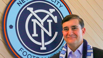 Jon Patricof, nuevo presidente de New York City FC
