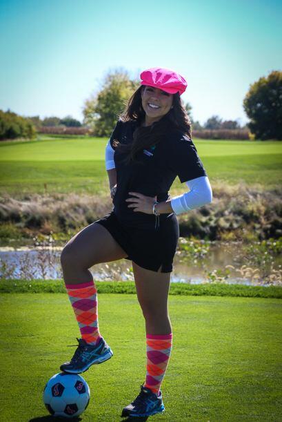 Este deporte combina la precisión del Golf con la intensidad del Futbol...