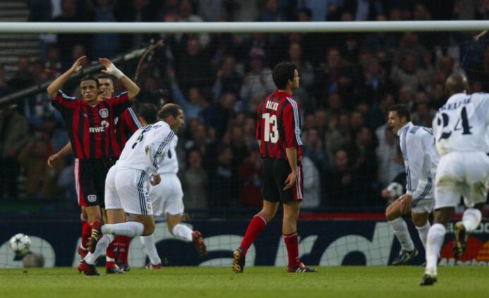 Enhorabuena, Míster Merengue Zinedine Zidane GettyImages-51527008.jpg