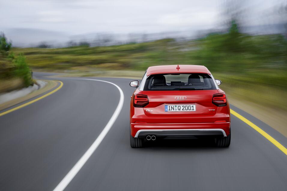 Imágenes Audi Q2