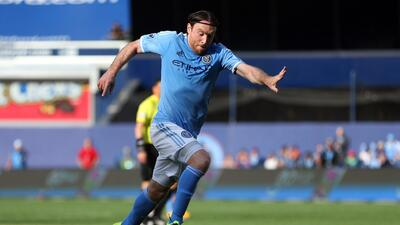 Houston Dynamo firma a Tommy McNamara, el último 'original' de New York City FC