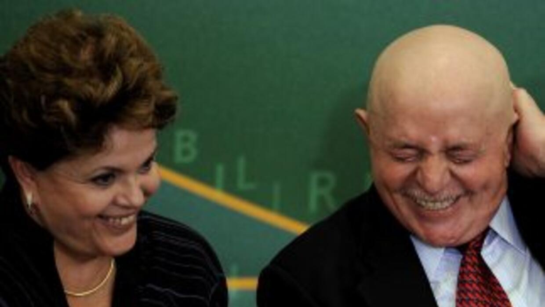 El ex presidente de Brasil, Inacio Lula Da Silva fue hospitalizado.