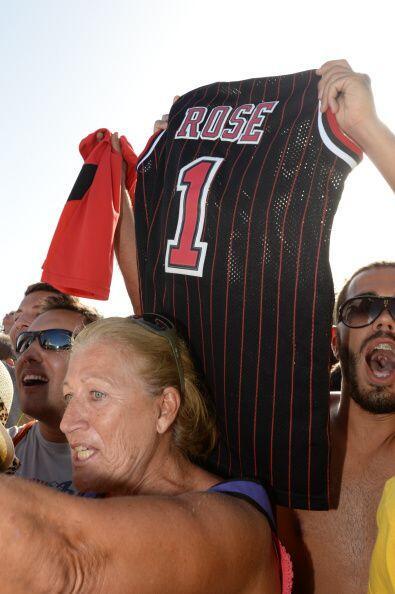 5. Derrick Rose, Bulls
