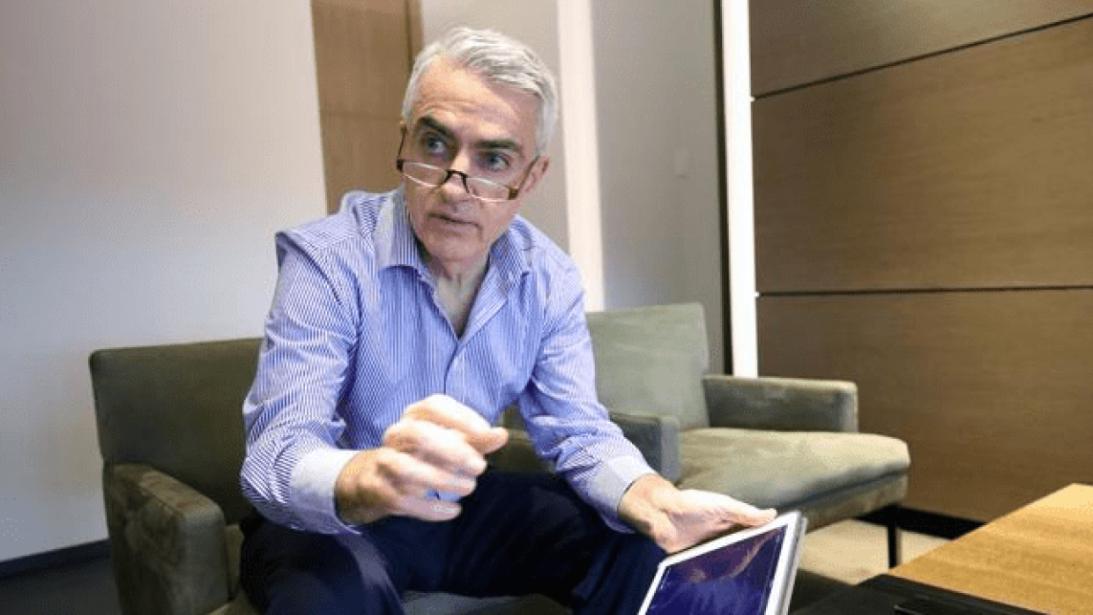 Adolfo Lagos, vice president of Televisa.