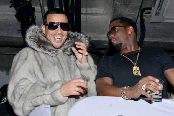 Montana cuenta con todo el apoyo de Diddy, Drake y Kanye West.