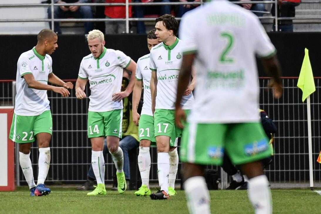 20. Saint Etienne (Francia - UEFA) / 196 puntos