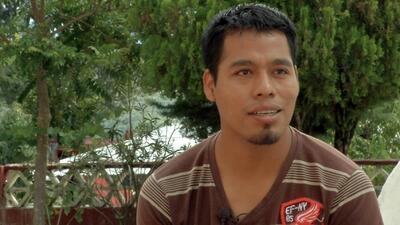 Omar García: les está hablando un alumno que ya se considera muerto
