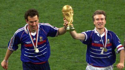 Se cumplen 20 años del partido del título de Francia contra Brasil en el Mundial de 1998