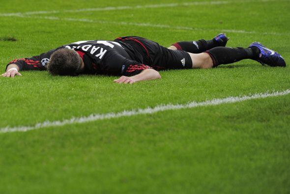 No obstante, en el seno del equipo alemán la sensación es...