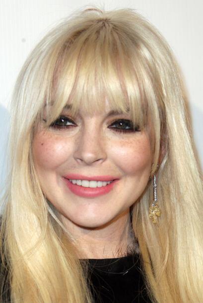 Terrible susto el que nos llevamos al ver a Lindsay Lohan cuando cambió...