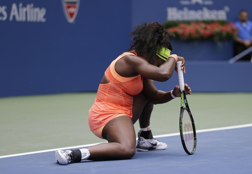 Serena Williams no logró el primer Grand Slam en casi tres décadas, y ni...