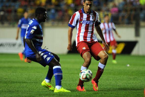 Entre ambos ha gastado el Atlético 52 millones de euros, m&aacute...