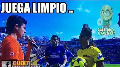 Cruz Azul y el Clásico Regio fueron los protagonistas de los memes