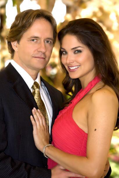 """Blanca Soto y Guy Ecker protagonizaron """"Eva Luna"""", una historia de amor..."""