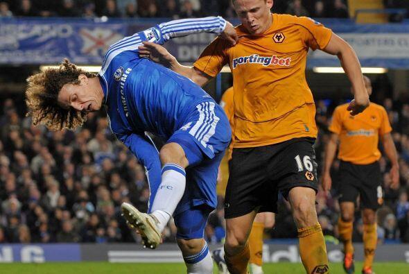En otro de los duelos con importancia, Chelsea goleó por 3 a 0 al Wolver...