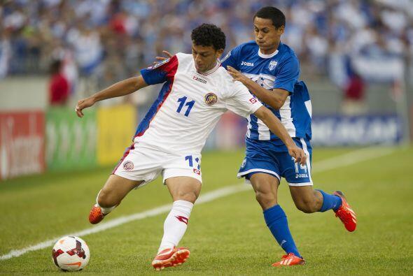 Aún así, Costa Rica seguía preocupando el marco hondureño.