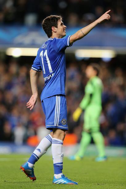 Un gol esperanzador para lo que restaba del partido, aunque el final no...