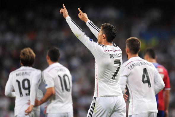 De los 63 partidos que ha disputado el Real Madrid en 2014 logró ganar 5...