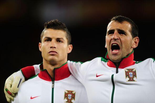 Pero Cristiano Ronaldo tuvo otra actuación opaca, incluso desde la cerem...