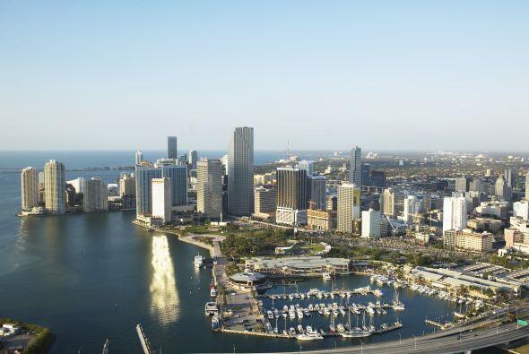 1. MIAMI, FLORIDA- Quedando en primer lugar se encuentra Miami, la crisi...