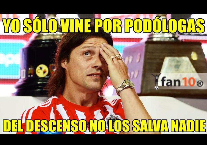 Memes de la jornada 9 Liga MX