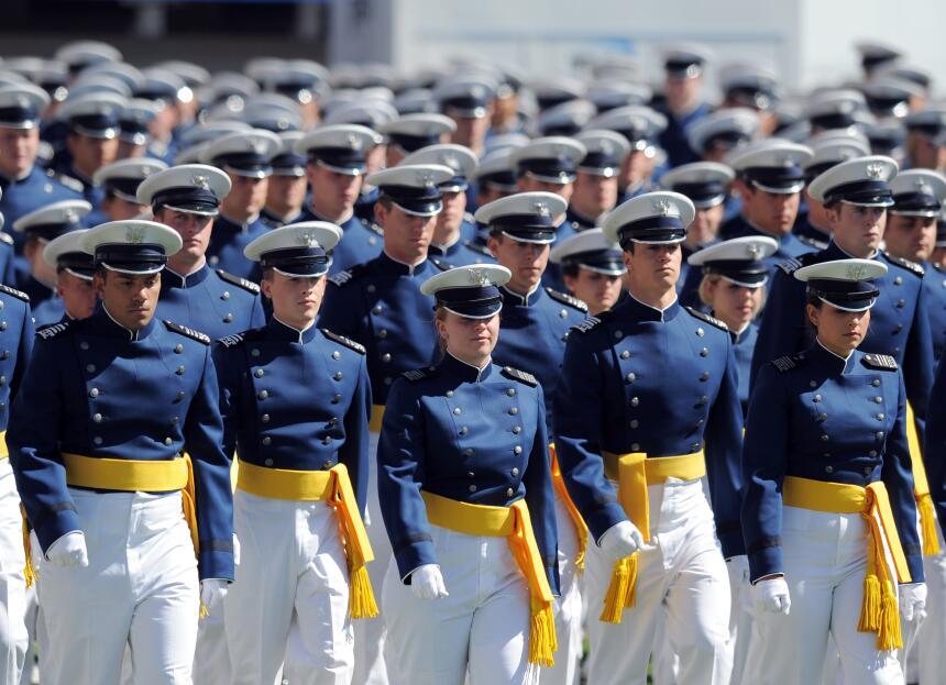educacion academia fuerza aerea usa