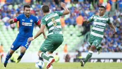 Santos está mentalizado para vencer al América, según Nervo