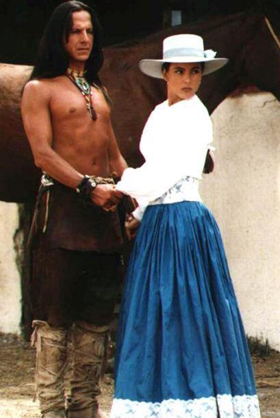Protagonizó esta historia junto a Kate del Castillo.