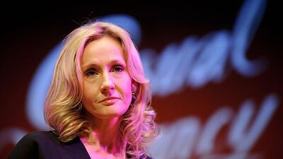 J. K. Rowling lead