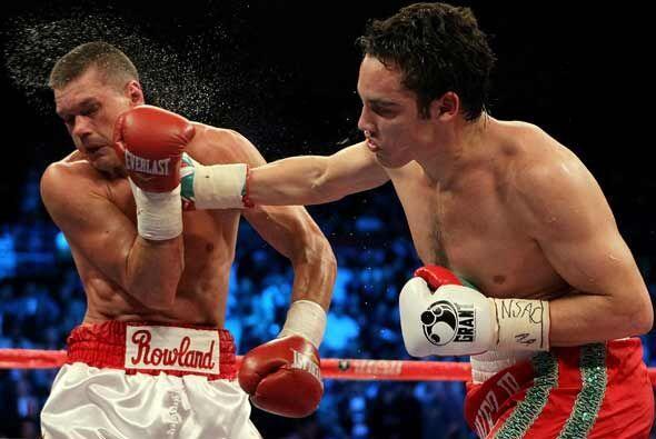 Los mejores golpes siempre fueron del mexicano, aunque nunca puso en apr...