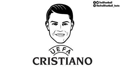 Cristiano Ronaldo marcó gol y los memes se rindieron a sus pies