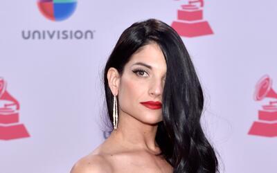 Una parte del show musical en los Premios Univision Deportes 2017 estar&...