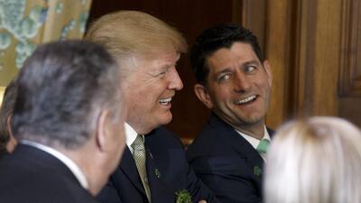 La Cámara de Representantes votará dos iniciativas migratorias republicanas apoyadas por Trump, pero no por los demócratas