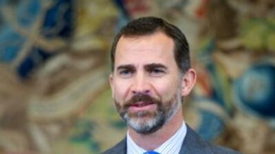 Felipe VI de Borbónno recibirá ninguna corona ya que únicamente prestar...